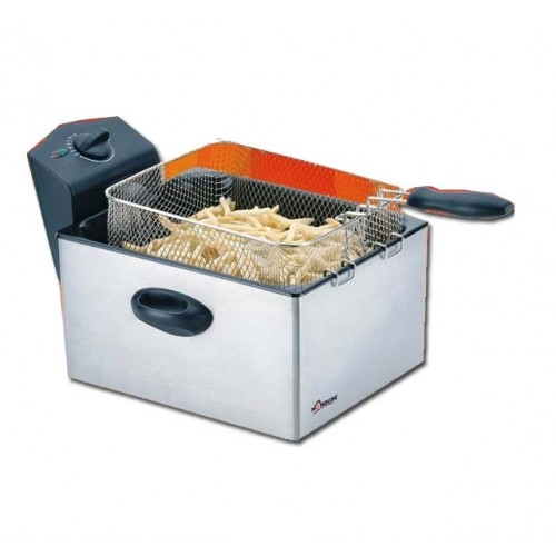 He-House 6L Deep Fryer - HE-6229-R
