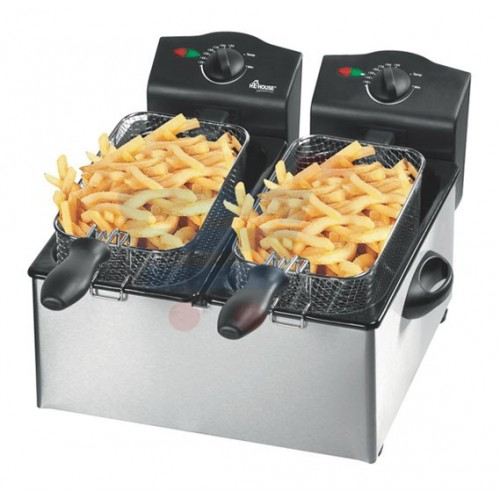 He-House 10L [5+5] Deep Fryer HE-6228-PBL