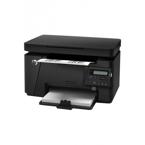 HP LaserJet Pro Printer MFP M125nw [Black]