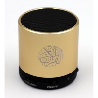 Quran Speaker with Remote -QS100 [Gold]