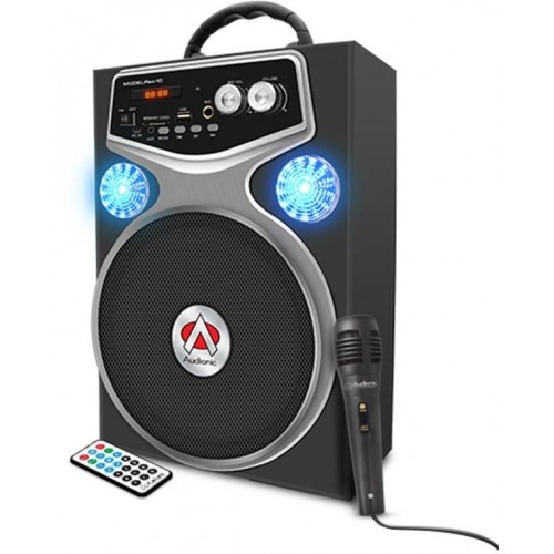 Audionic REX-10 Multimedia Speakers Built-in FM Radio