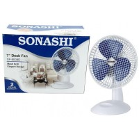 Sonashi Desk Fan 7 Inch [SF-8008D]