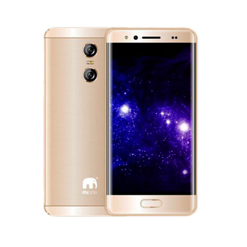 Mione Hero 2, 32GB, 3GB, Fingerprint, Android-7.0, 4G [Gold]