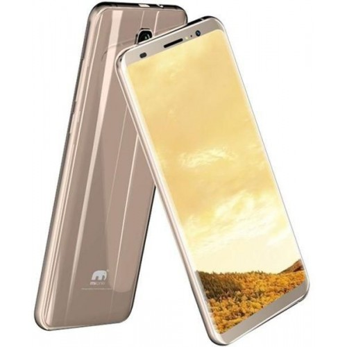 Mione mix 9 Pro, Fingerprint, 4GB Ram, 64GB [Gold]