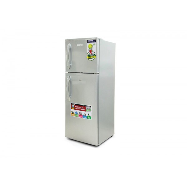 GEEPAS Direct cool Refrigerator - GRF1856WPN with 2 Years Warranty