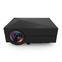 Etrends LCD Multimedia Player Portable Projector-Gm60