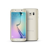 Samsung Galaxy S6 Edge, 32GB, 4G LTE - G925i - Gold Platinum