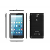 S-Color U707, Dual SIM, 2GB, 16GB, 4G Android 7.0 [Black]