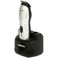 Geepas Rechargeable Trimmer - GTR34 (Black/Silver)
