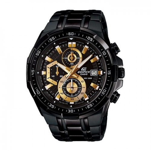 Casio Edifice Chronograph Watch for Men [EFR539BK-1A]