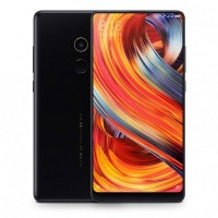 Xiaomi Mi Mix 2 Dual SIM - 6GB RAM, 64GB, 4G LTE, Black - International Version