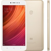 Xiaomi Redmi Note 5A Dual SIM, 32GB, 3GB RAM, 4G LTE Gold - International Version