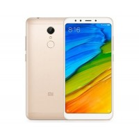 Xiaomi Redmi 5 Dual SIM - 3GB RAM, 32GB, 4G LTE, Gold - International Version
