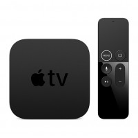 Apple TV 4K - 64GB (latest model) - Black
