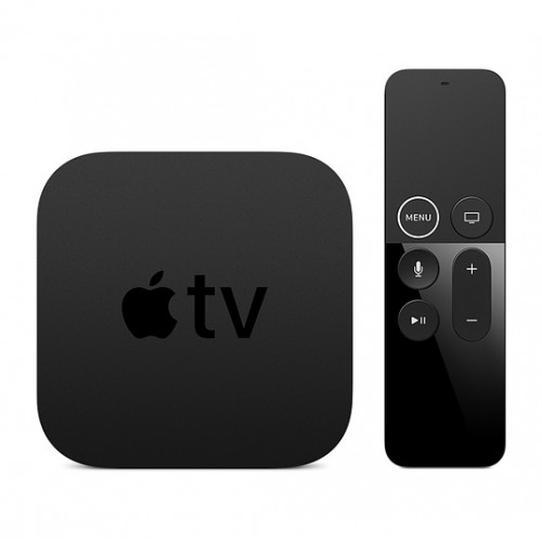 Apple TV 4K - 32GB (latest model) - Black