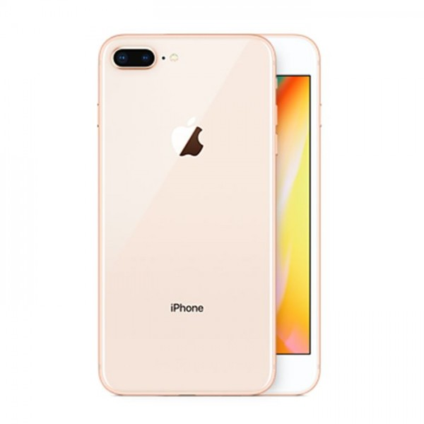 Apple iPhone 8 Plus - 256GB - With FaceTime - Gold