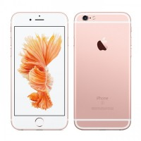 Apple iPhone 6S Plus- 128GB, 4G LTE, with FaceTime (Rose gold)