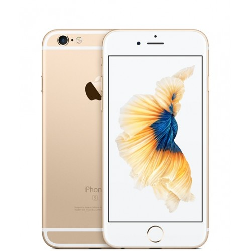 Apple iPhone 6S - 128GB, 4G LTE, with FaceTime (Gold)
