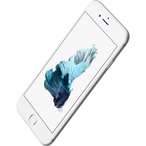 Apple iPhone 6S - 16GB, 4G LTE, with FaceTime (Silver)