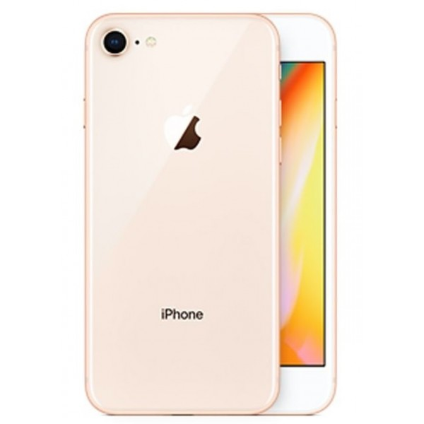 Apple iPhone 8 - 256GB - With FaceTime, Gold