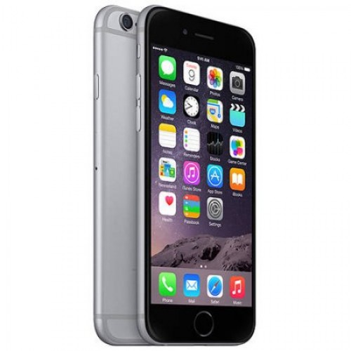 Apple iPhone 6, 16GB, 4G LTE with FaceTime [Space Grey]