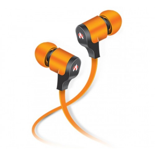 Audionic Earphones - MN-250 [Orange]