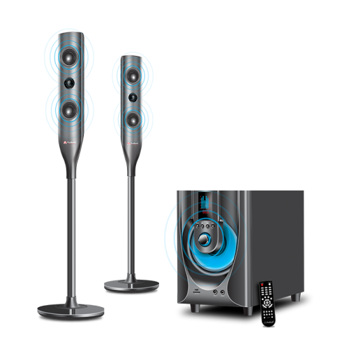 Audionic Reborn 2.1 Channel Home Theater System - RB-95