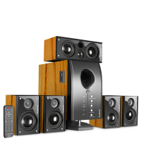 Audionic PACE-3 Ultra BT 5.1 Channel Speakers