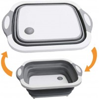 3 IN 1 Foldable Multi-Function Kitchen Board Kit