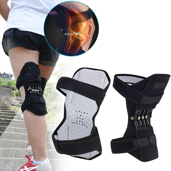 Power Knee Joint Support Brace Lift Booster