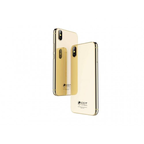 CCIT X edition 3GB RAM 32GB ROM 4G/LTE Dual Sim Dual Camera 5.5″ IPS GOLD