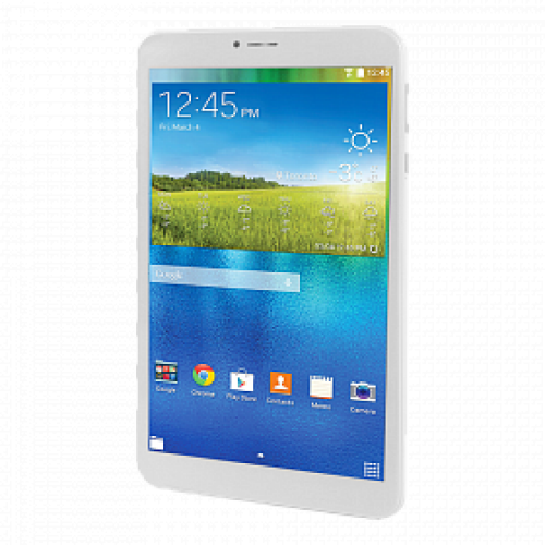CCIT T5 Tablet - 32GB Storage,3GB RAM,Dual Sim,8 Inch,Dual Camera,4G Gold