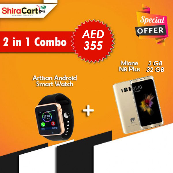 2 in 1 combo mione n8 pro 3gb ram 32gb 4g gold artison 2 in 1 combo mione n8 pro 3gb ram 32gb 4g gold artison android smart watch reheart Choice Image