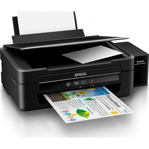 Epson Multifunction All-in-One Printer - L382 [Black]
