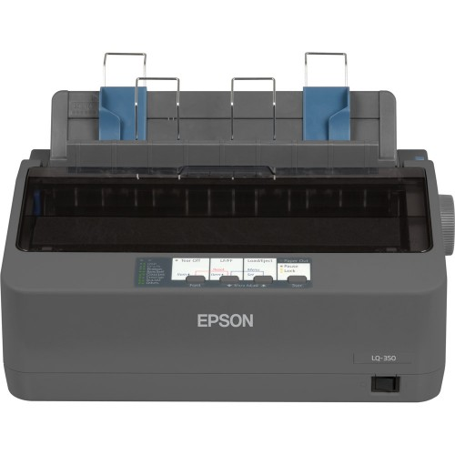 Epson 24-Pin Dot Matrix Printer - LQ-350 (Fast & High Quality)
