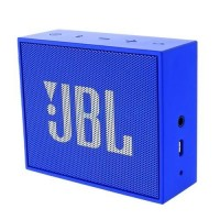 JBL GO Portable Wireless Bluetooth Speaker - Blue