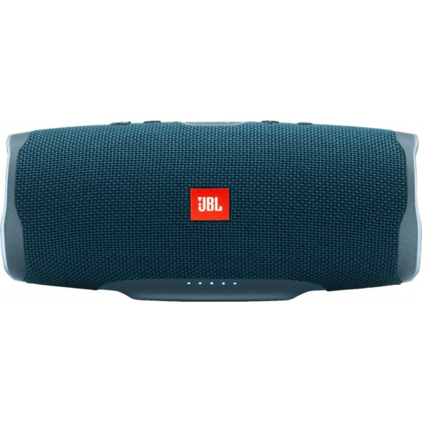 JBL Charge 4 Portable Bluetooth Speaker - Blue