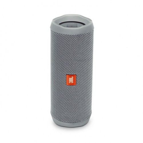 JBL Flip 4 Waterproof Bluetooth Wireless Speaker - Grey