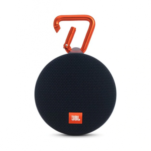 JBL Clip 2 Waterproof Portable Speaker - Black
