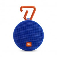 JBL Clip 2 Waterproof Portable Speaker - Blue