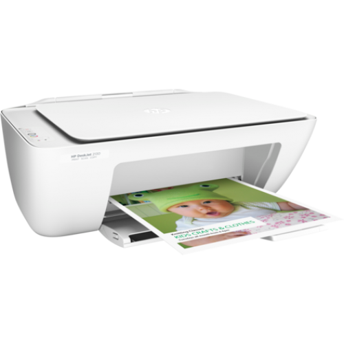 HP DeskJet All-in-One Printer - 2130 [White]