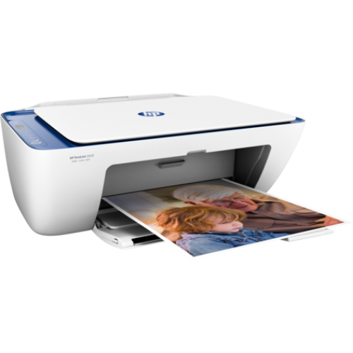 HP DeskJet All-in-One Printer - 2630 [White]