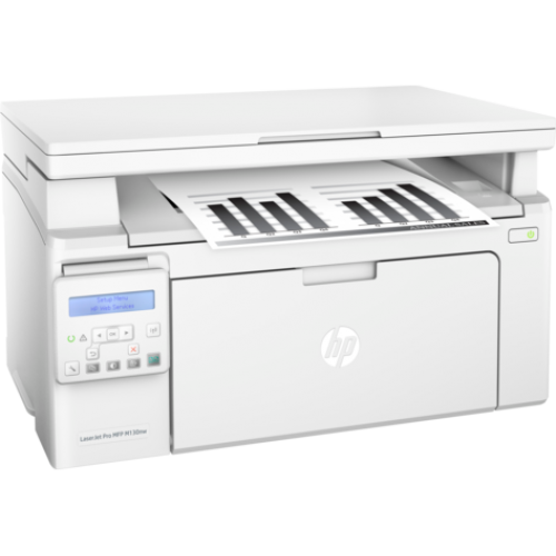 HP LaserJet Pro Multifunction Printer - M130nw [White]