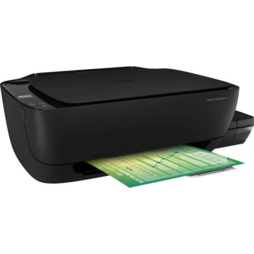 HP Ink Tank Wireless Photo and Document All-in-One Printer - 415 [Black]