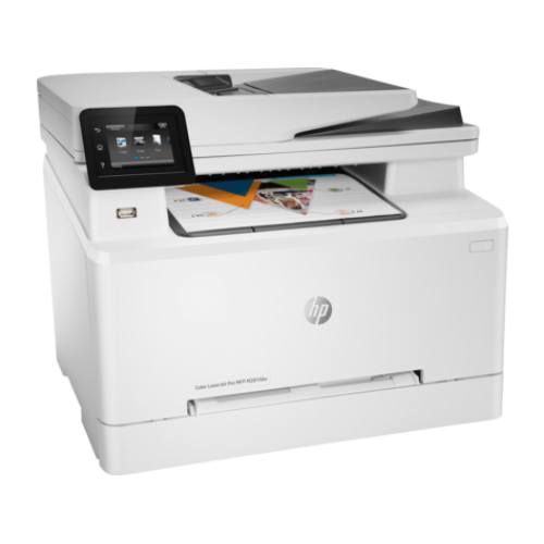 HP Color LaserJet Pro Multifunction Printer - M281fdw [White]