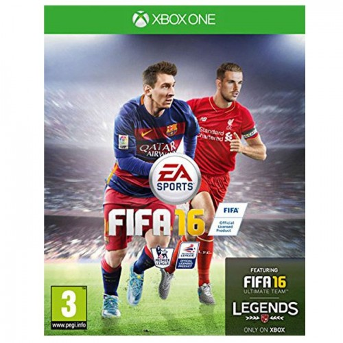 XBox One FIFA 16 by EA Sports - Xbox One