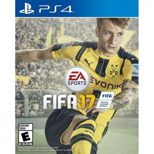 PS4 FIFA 17 - English - Region 1