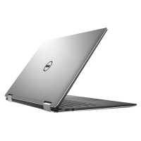 "Dell XPS 13 2-in-1 - 1060 - 13.3"" QHD Touch / Core i5 / 8GB RAM / 256GB SSD / Windows 10 [Silver]"
