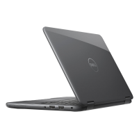 "Dell Inspiron 3168-0996 - 2 in 1 - 11.6"" Touch Screen / Intel Celeron / 2GB RAM / 32GB eMMC / Windows 10 [Grey]"