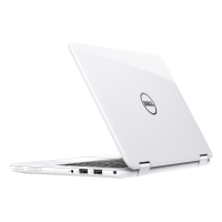 "Dell Inspiron 3168-0996 - 2 in 1 - 11.6"" Touch Screen / Intel Celeron / 2GB RAM / 32GB eMMC / Windows 10 [White]"